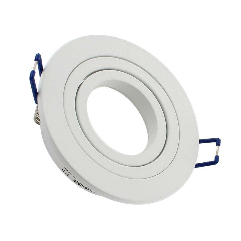Housing for Led downlight,  x2 rings